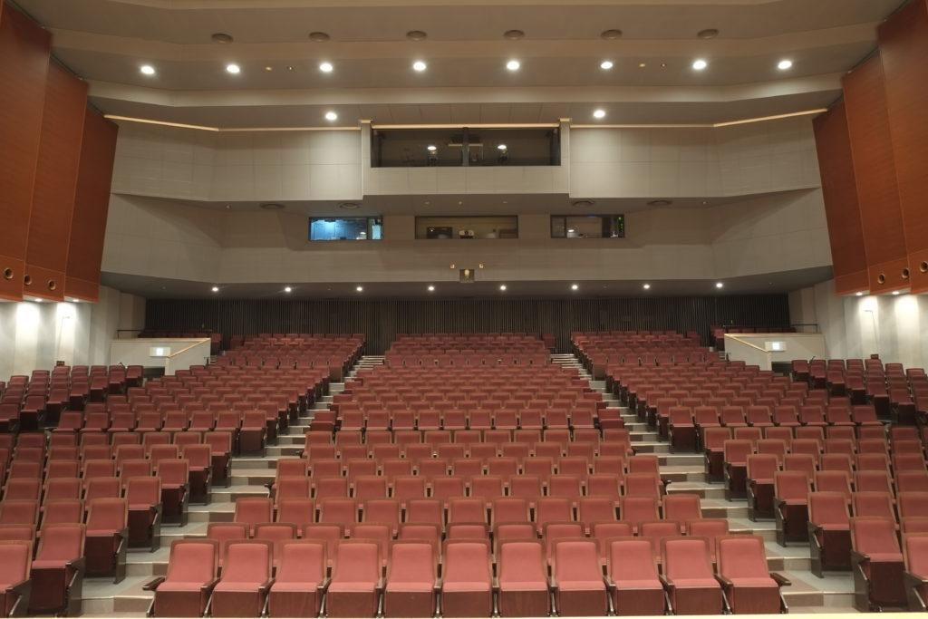 クレアホール ホール