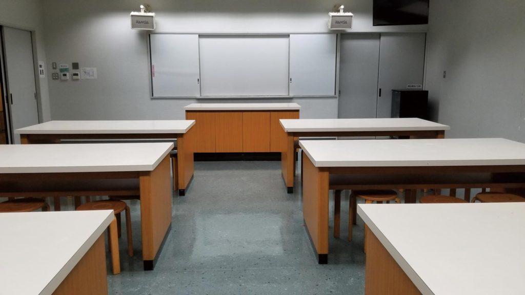 草津アミカホール 文化教室2