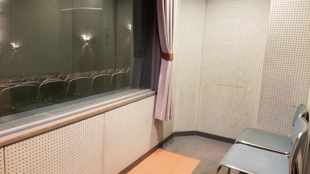 草津アミカホール 親子室