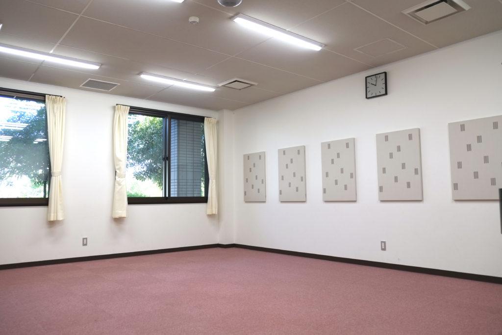 クレアホール 練習室2