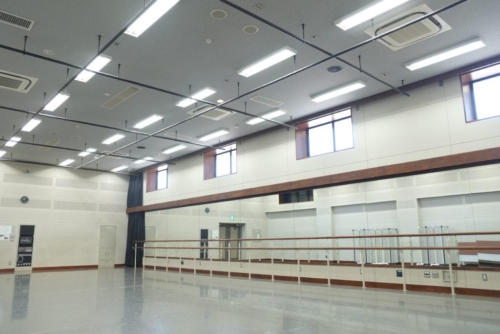 クレアホール リハーサル室