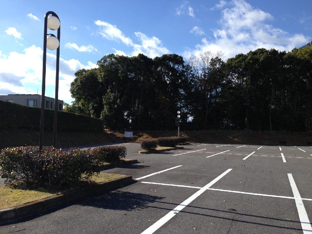 クレアホール 駐車場